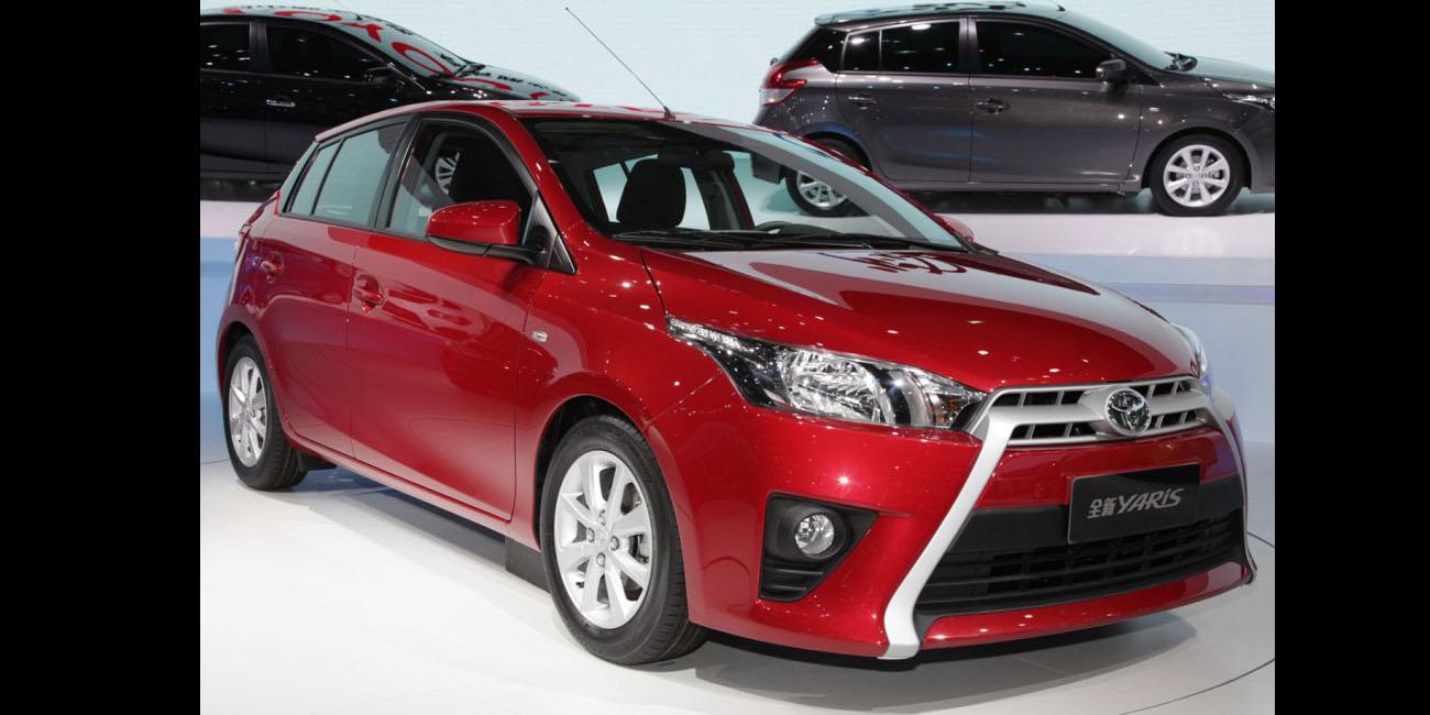 Toyota Yaris – Wikipedia, wolna encyklopedia